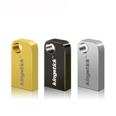 Kingstick USB2.0 Flash Drive U Disk Mini Metal USB Disk 32G 64G Pen Drive Memory Stick