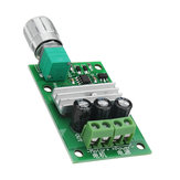 5pcs 1206B 3A PWM DC Motor Speed Controller 6V/12V/24V Speed Regulating Switch Electronic Governor Dimmer
