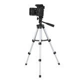 Extensível portátil ajustável câmera projetor tripé estúdio para câmera de vídeo DV filmadora smartphone