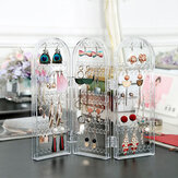 Foldable Earrings Earrings Necklace Jewelry Display Stand