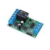 2-in-1 12V RS232 TTL232 Relay UART Serial Remote Control Switch For Control Garage Car Motor