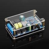 2x50W Dos Canales Estéreo bluetooth Potencia Amplificador Módulo de Audio Receptor 12 V Altavoz Digital Para el hogar Coche DIY