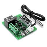 10 قطع W1209 رقمي dc12v تحكم الحرارة الحرارة التبديل وحدة التحكم