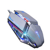 ZUOYA MMR5 USB Wired Gaming Mouse 7 Botões 5600DPI Óptico LED Mouse de computador Mouse de jogo para PC Laptop Notebook PRO Gamer