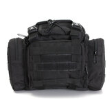 900D Oxford Waterproof Tactical Bag Fishing Tackle Bag Shoulder Bag