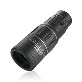 16X52 Focus Zoom Telescope Portable Travelling HD OPTICS BAK4 Monoculare