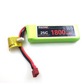 Feilun 11.1V 1800mAh 25C 3S T Plug Lipo Battery for FT012 2.4G Brushless RC Boat Parts