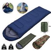 Draagbare lichtgewicht slaapzak Reizende winterslaapzak Outdoor Camping Wandelen Tent Mat