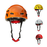 Rock Climbing Caving Safety Rescue Mountaineer Protection Hard Hat Helmet