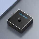 Переключатель Vention 2in1 Bi-Direction 2.0 4K High Definition Мультимедийный интерфейс Switcher Splitter 1x2 / 2x1 Адаптер Out для PS4 Pro/4/3 TV Коробка
