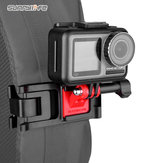 Sunnylife Universal Sports Camera Backpack Clamp Adjustable Clips for GoPro 8 / DJI Osmo Action / Osmo Pocket