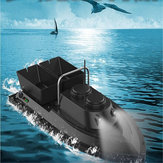 ZANLURE 500 Metre Akıllı Uzakdan Kumanda Çift Kabin Balıkçılık Yem Bot RC Outdoor Çok Fonksiyonlu Avcılık Bot Balık Bulucu