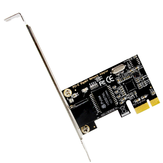 SSU 8111G Gigabit PCI-E Network Card RJ45 High Speed Expanion Card Gigabit Ethernet for PC Desktop 10/100/100 Mbps for XP / WIN7 / 8/8.1/10