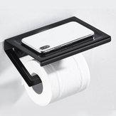 Papel higiênico Toalha Suporte de papel em rolo Dispensadores de armazenamento fixados na parede Banheiro Acessórios