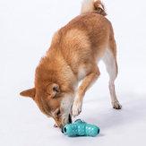 Jordan & Judy Pet Toys Wasserdichter Hund Katze Vocal Toy Bissfestes zahnreinigendes interaktives Haustier Hundespielzeug