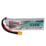 Gaoneng GNB 7.4V 3300mAh 90C 2S Lipo Batterie XT60 Stecker für Fixed Wing Vehicle RC Modell