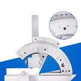 Universel Bevel Protractor Multi-Function Angle Ruler 0-320 Degrés En Acier Inoxydable Goniomètre Angle Finder Outils De Mesure