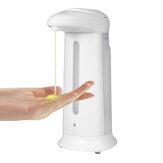 Automatyczny bezdotykowy dozownik mydła w płynie IR Czujnik Zestaw głośnomówiący Kuchnia