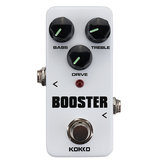 KOKKO FBS2 Mini Booster Pedal Portable 2-Band EQ Guitar Effect Pedal High Quality Guitar Parts & Accessories