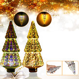 AC85-265V E27 4W Christmas Tree 3D Firework LED Light Bulb for Holiday Home Decorate Restaurant Decor