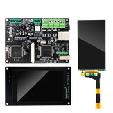 MKS DLP Controller Mainboard + TFT35 Display + 5.5inch 2K Sharp LCD Screen Set for DLP UV Resin 3D Printer
