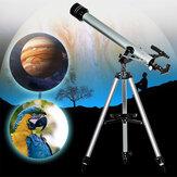 525X50mmDiyaframHDAstronomikTeleskopProfesyonel Yüksek Çözünürlüklü Vizör Stargazing Teleskop