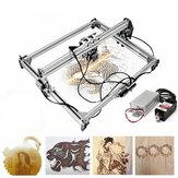 50 × 65cm Área de grabado 3000MW Láser Máquina de grabado DIY Kit de escritorio Láser Corte