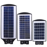 150/300 / 450LED Solar Farola PIR Movimiento Sensor Pared Lámpara Con Control remoto Impermeable