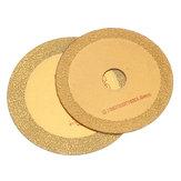 Drillpro Disco diamantato diamantato 100 / 110mm per sega circolare in metallo duro per ceramica in marmo