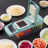 多機能野菜カッティングカッターマシンフルーツスライサーポテトピーラーキッチンアクセサリー便利