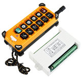 12CH Channel DC12V/24V/AC220V Electric Wireless Remote Control Switch Industrial Personal Computer