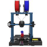 Imprimante de couleur de mélange Prusa I3 3D de Geeetech® A10M taille d'impression 220 * 220 * 260mm avec le double détecteur / filament d'extrudeuse / reprise de puissance / 3: 1 train de commande / panneau de commande open source