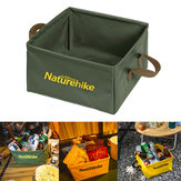 Naturehike NH19SJ007 13L Folding Water Bucket Portable Square Storage Barrel Pail Outdoor Travel