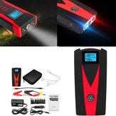 12 V 99900 mAh Przenośny samochód Jump Starter Booster Power Bank 2 Ładowarka USB