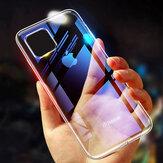 Bakeey耐衝撃性超薄型透明クリアSoft TPU保護ケースiPhone 11 6.1インチ用