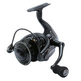 ZANLURE 12 + 1BB 5.5: 1 Visserij-reel Metal Spinning Fishing Wheel High Speed 1000-7000