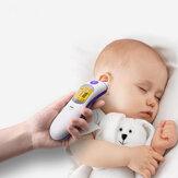 ANENG AN202 Digital termometer för babyvuxen icke-kontakt infraröd baby panna öron LCD elektrisk termometer för kropp