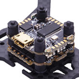 16x16mm Flywoo Goku F411 Micro Stack F4 Flight Controller & BS13A 13A BL_S 2-4S 4in1 ESC for FPV Racing Drone