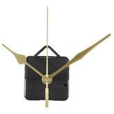 Meccanismo di movimento dell'orologio al quarzo Lancette d'oro Kit di attrezzi per parti di riparazione fai-da-te Home Office