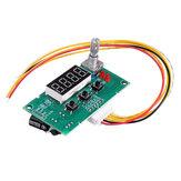 Modulo di controllo del driver del regolatore del regolatore di velocità del motore passo-passo digitale Display YF-18 DC8-24V