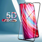 Bakeey 5D Curved 9H Anti-explosion Full Coverage Tempered Glass Screen Protector for Xiaomi Redmi Note 8 Pro