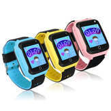 Bakeey Q529 LBS Children Smart Watch Touch Screen Camera SOS Kid Watch