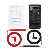 ANENG Mini digitale multimeter met zoemer Beveiliging tegen overbelasting Pocket Voltage Ampere Ohm Meter