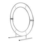 1.2m/1.5m/2m Circle Arch Framework Metal Round Wedding Party Romantic Backdrop