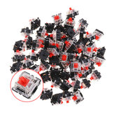 120PCS Pack 3Pin Gateron Linear Red Switch Keyboard Switch for Mechanical Gaming Keyboard