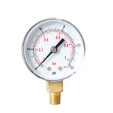 TS-Y508-15 / 30/60/100/160 / 300psi 52mm Zifferblatt 1/8 BSPT Manometer