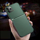 Bakeey Magnetic Non-slip Leather Texture TPU Shockproof Protective Case for iPhone 11 Pro Max6.5インチ