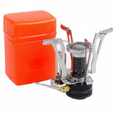 IPRee® 3000W Mini Cooking Stove Ultralight Portable Folding Automatic Outdoor Camping Gas Stove Picnic BBQ Cookware