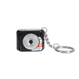 ミニデジタルX3ポータブルカメラは、画像カメラビデオサポート32GBメモリカードを取る