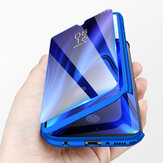 For Xiaomi Mi A3 / Xiaomi Mi CC9E Bakeey 360° Full Body Frosted PC Front+Back Cover Protective Case with Tempered Glass Screen Protector